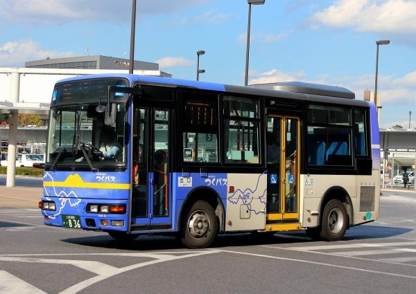 土浦200か・836 1905TK
