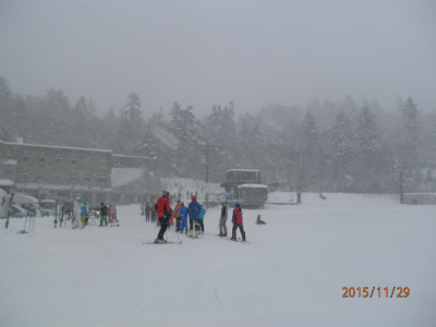 縮小2中山スキー場