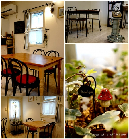 cafe Songbird◇店内