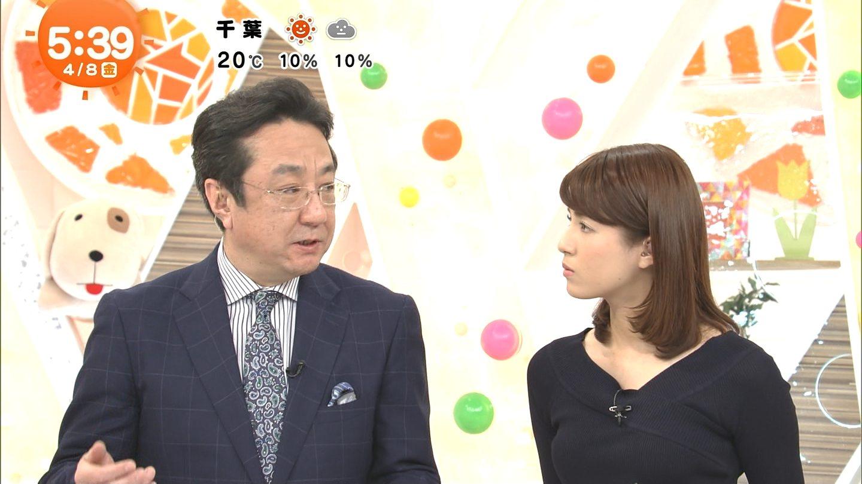 話を聞いている永島優美