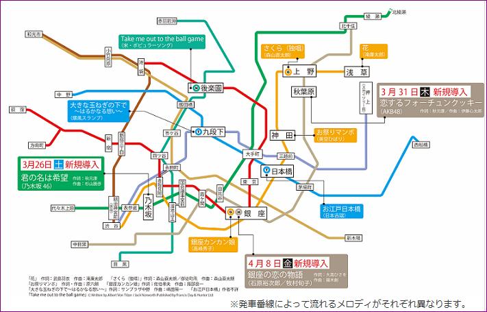 東京メトロ 乃木坂駅②