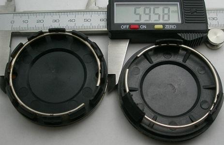 ワークVS 60mm裏