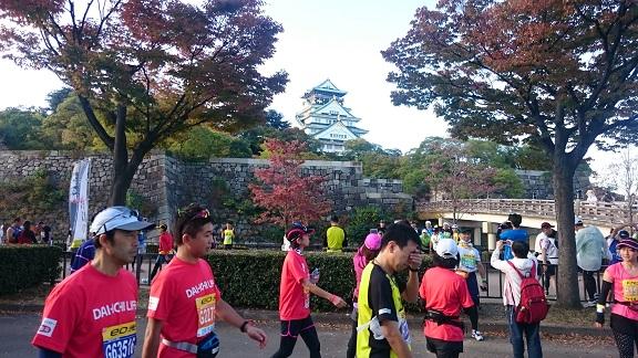 大阪マラソン2015-3