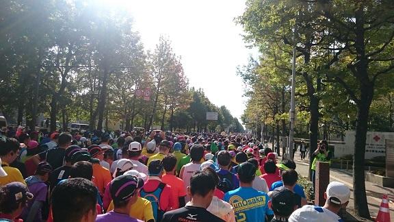 大阪マラソン2015-4