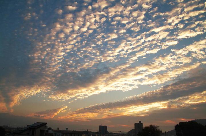 10月12日 6-06 東の空