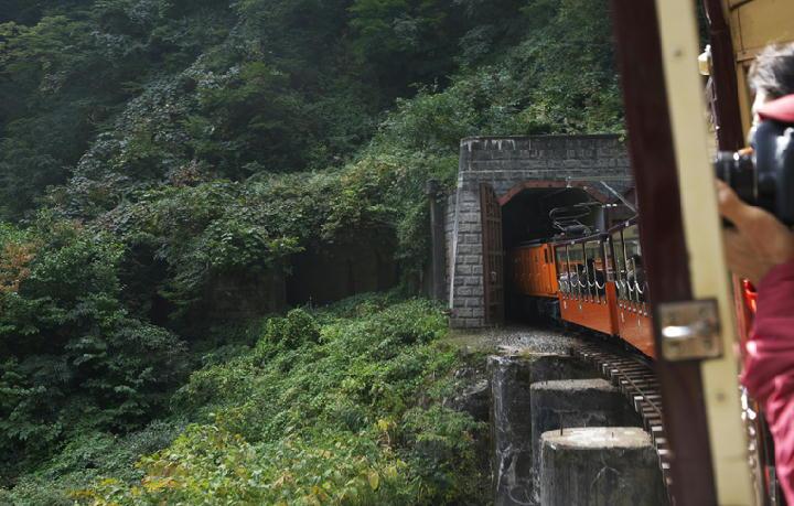 トロッコ電車-628
