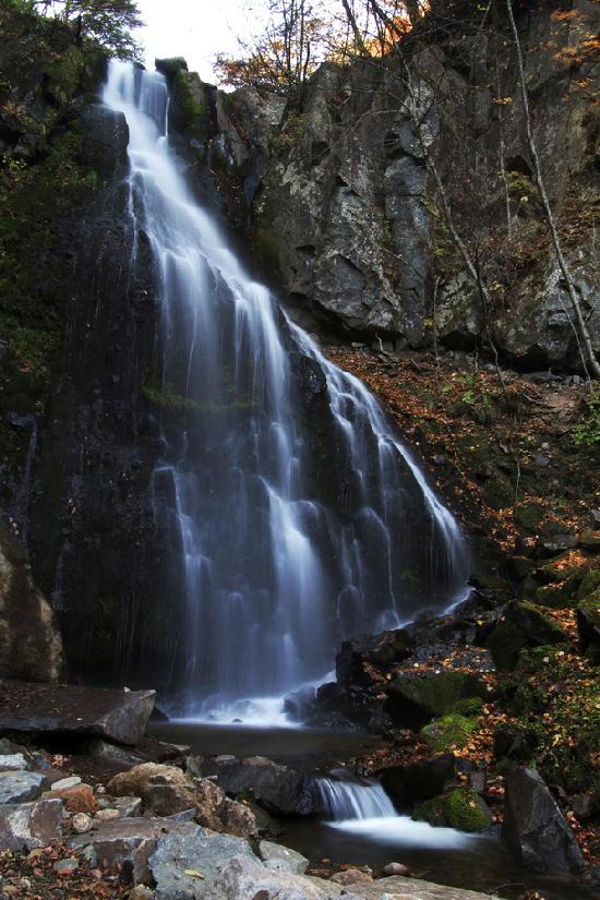 八岳の滝-405