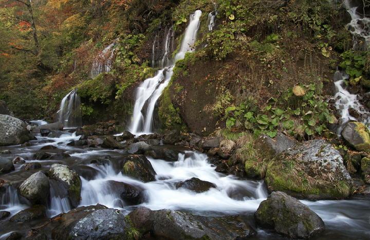 土龍の滝-524