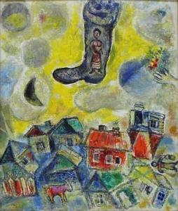 nichido chagall