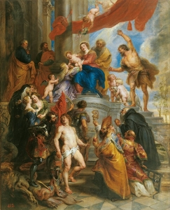 prado captive beauty rubens