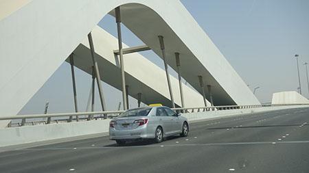 ドバイ2シェイクザイード橋2