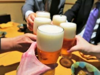 16-4-1 乾杯