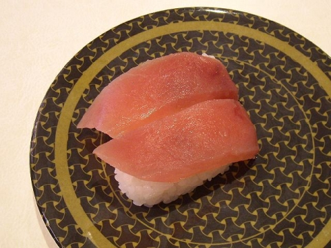 はま寿司 三条店・H27・10 まぐろ