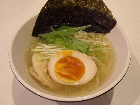 はま寿司 三条店・H27・10 鶏塩ラーメン