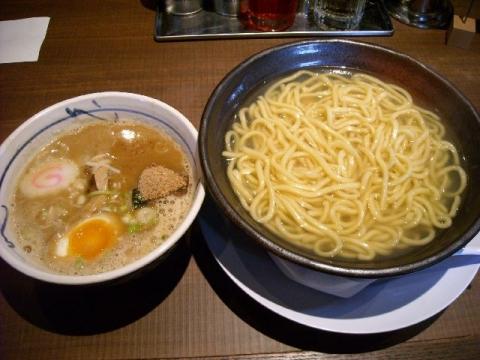 ら麺のりダー・H27・1 つけ麺