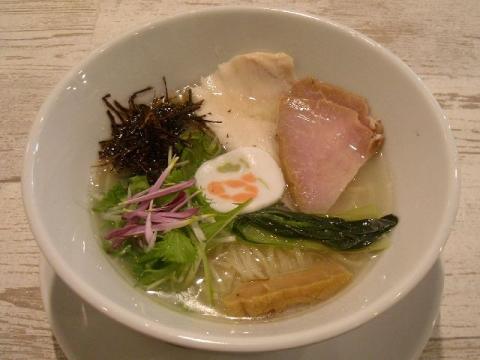 鶏和っ賛・H27・9 白醤油白湯