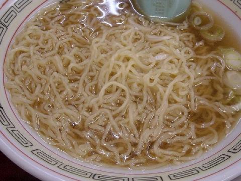 楼蘭・H27・2 ラーメン 麺
