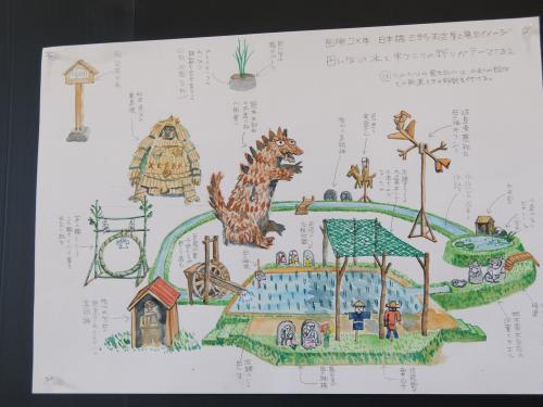 ふるきゃら、石塚先生絵コンテ5
