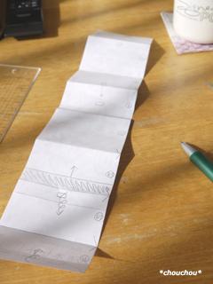 型紙 試作 サイズ