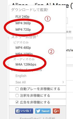 FastestTube ダウンロード2