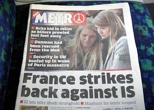 ロンドン新聞