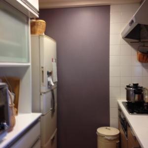 キッチン壁
