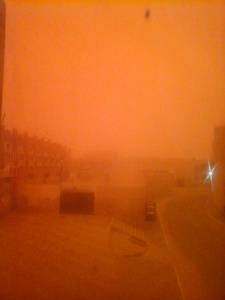 sandstorm-アルジェリア