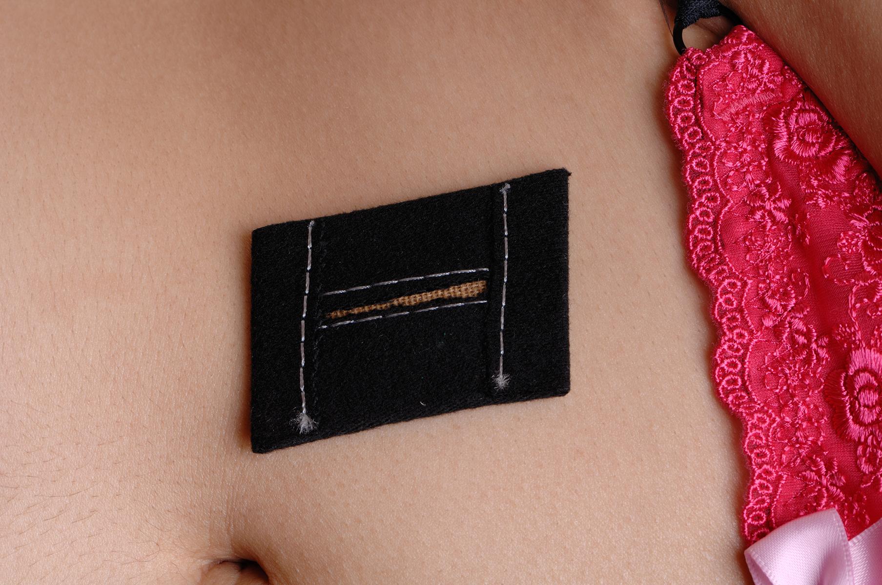 機械刺繍/米国製レプリカ