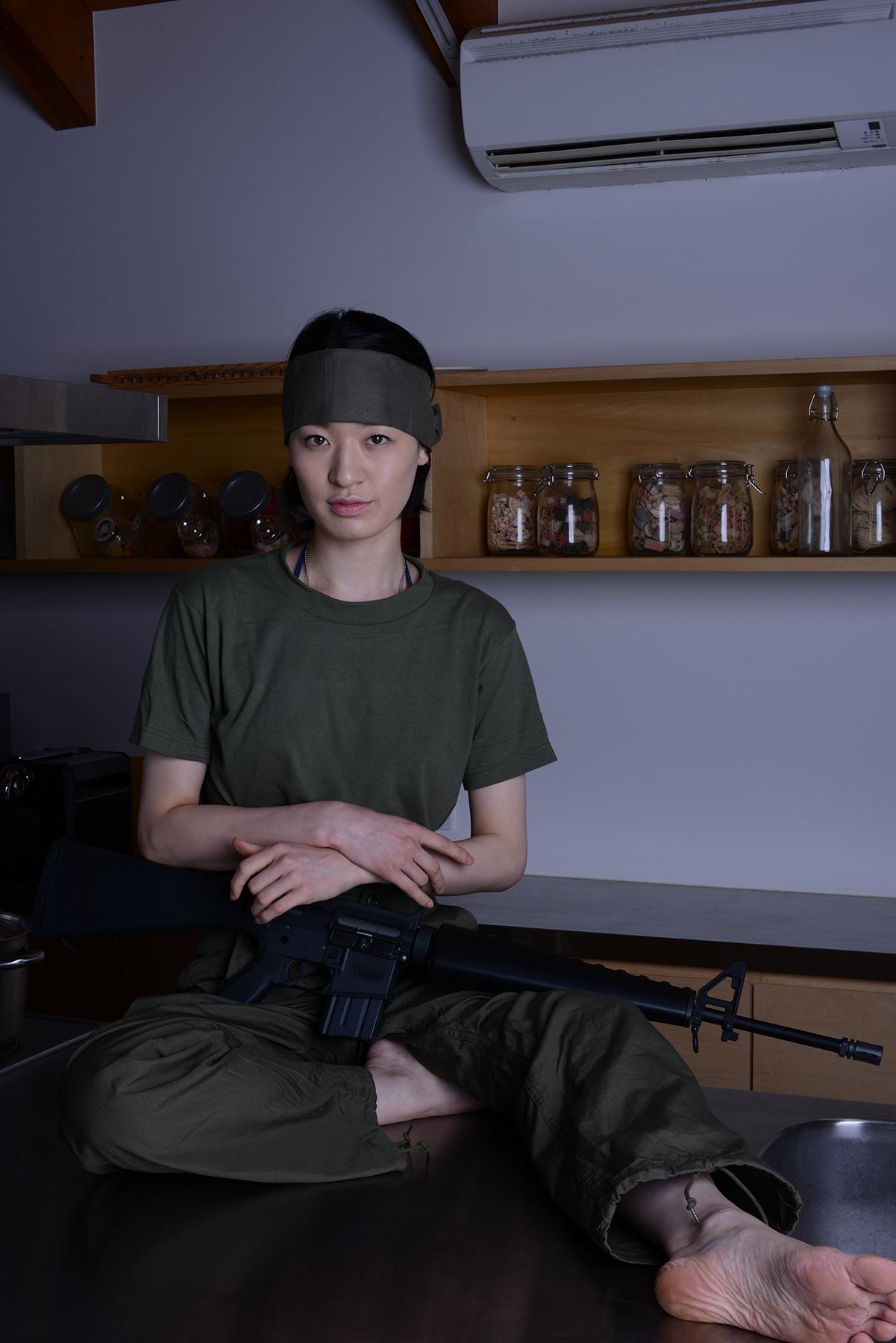 ジャングルファティーグ・パンツ/実物