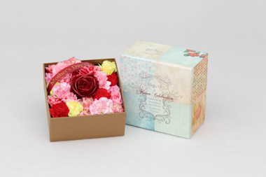 母の日 贈り物 プレゼント カーネーション 豊川 花屋 花夢