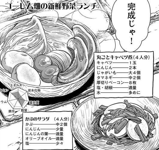 ダンジョン飯2-3