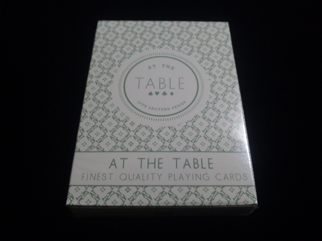At the Table Playing Cards (1)