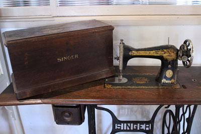 SINGER シンガー ミシン台 ディスプレイ家具