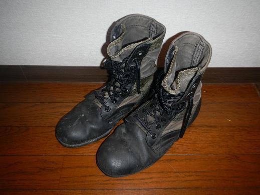 軍靴レプリカ