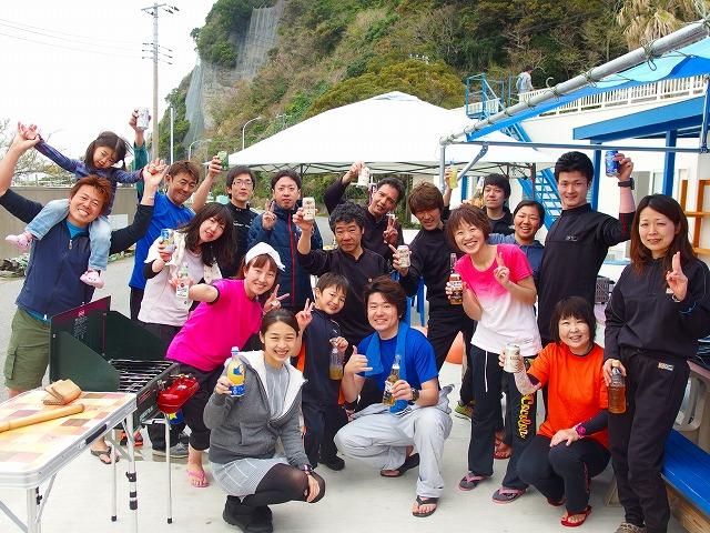 勝山ダイビング&バーベキュー (2)