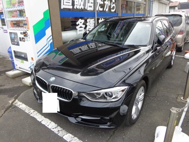 BMW320ツーリング黒