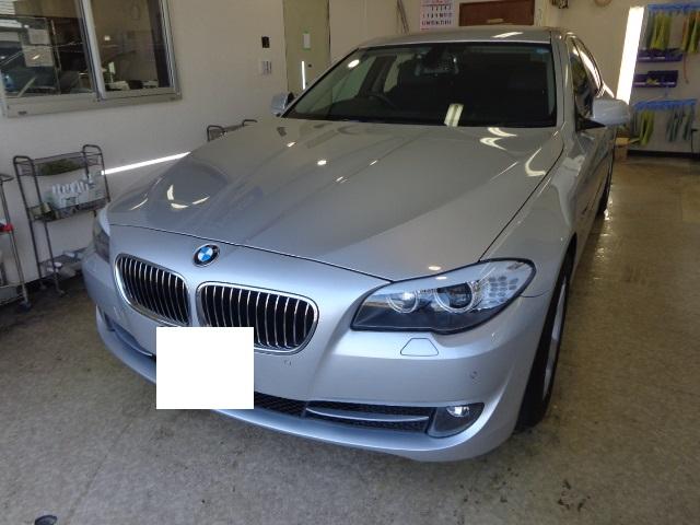 BMW528セダン シルバー