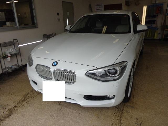 BMW116 パール