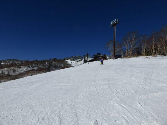 プリンスホテルグループが運営する万座温泉スキー場