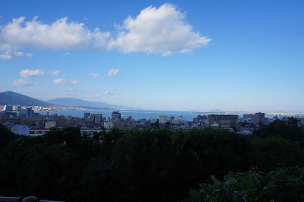 再びの琵琶湖
