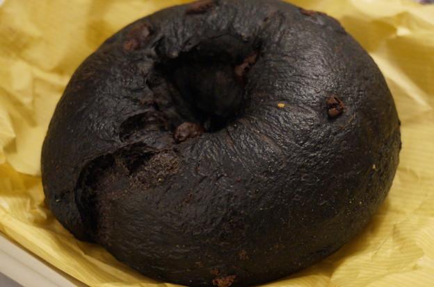チョコレートベーグル
