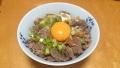 牛丼 20160322