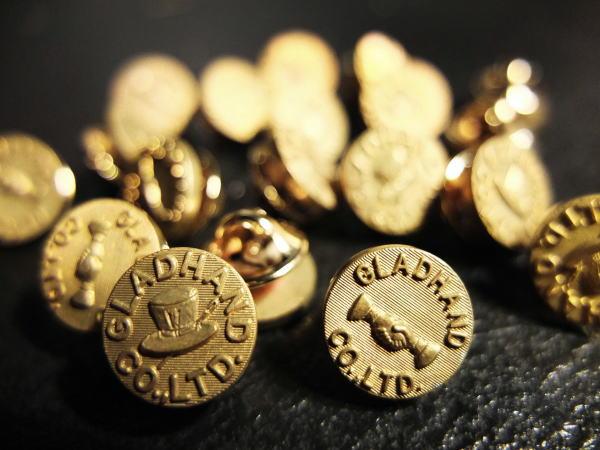 GLAD HANDGH LOGO-PINS