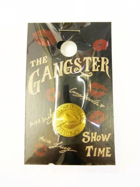 GANGSTERVILLE LIPS-PINS