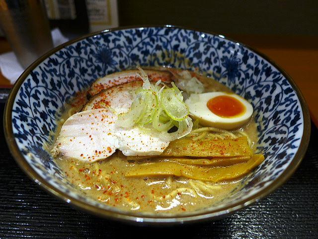 麺や なないち@03極濃厚鶏白湯 1