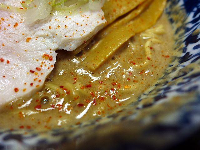 麺や なないち@03極濃厚鶏白湯 2