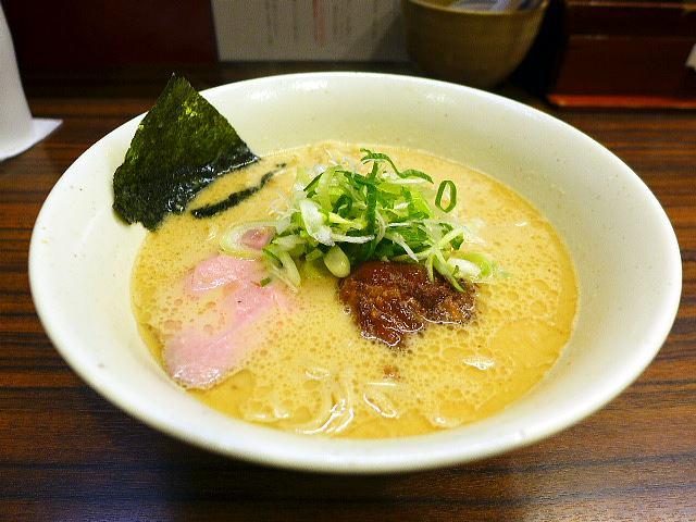 らーめん会 神戸本店@01豚鶏節らーめん3.4 1