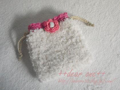 毛糸ポーチ151030_1