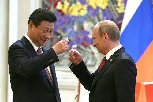 パナマ文書ウラジーミル・プーチン(ロシア大統領)の幼なじみ、習近平(支那国家主席)の親族の海外企業