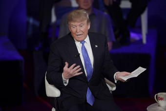 Donald Trump Japan, South Korea might need nuclear weapons
